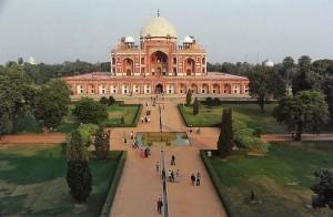 Projects - Humayun's Tomb, Delhi